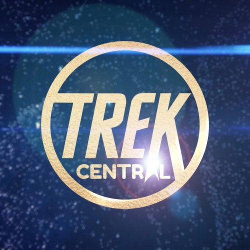 Trek Central Logo, YouTube Series Production by Tom Vaughan-Mountford.
